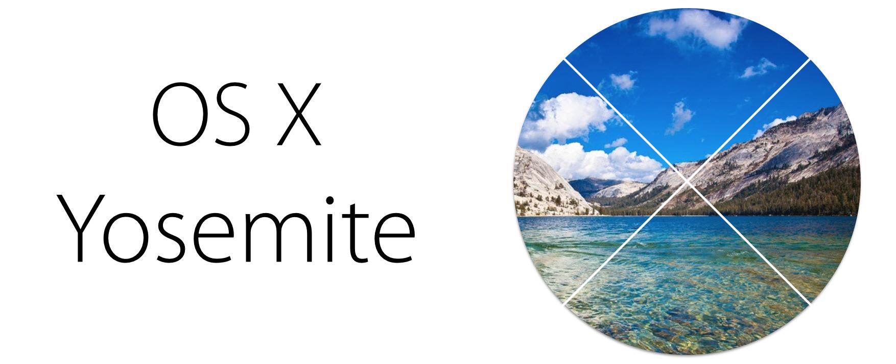 Conceito de ícone para o OS X 10.10