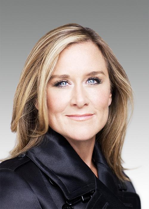 Angela Ahrendts, vice-presidente sênior de varejo da Apple