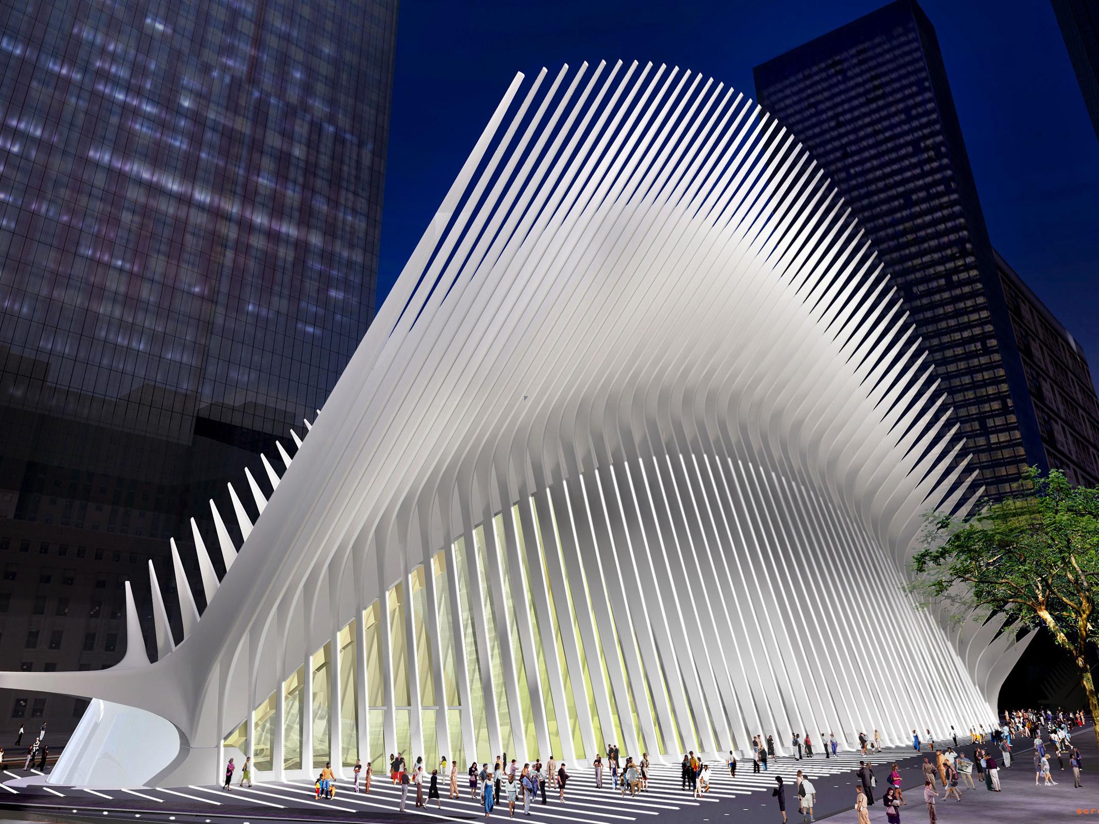 Complexo de lojas do World Trade Center