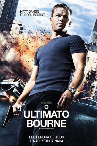Filme - O Ultimato Bourne
