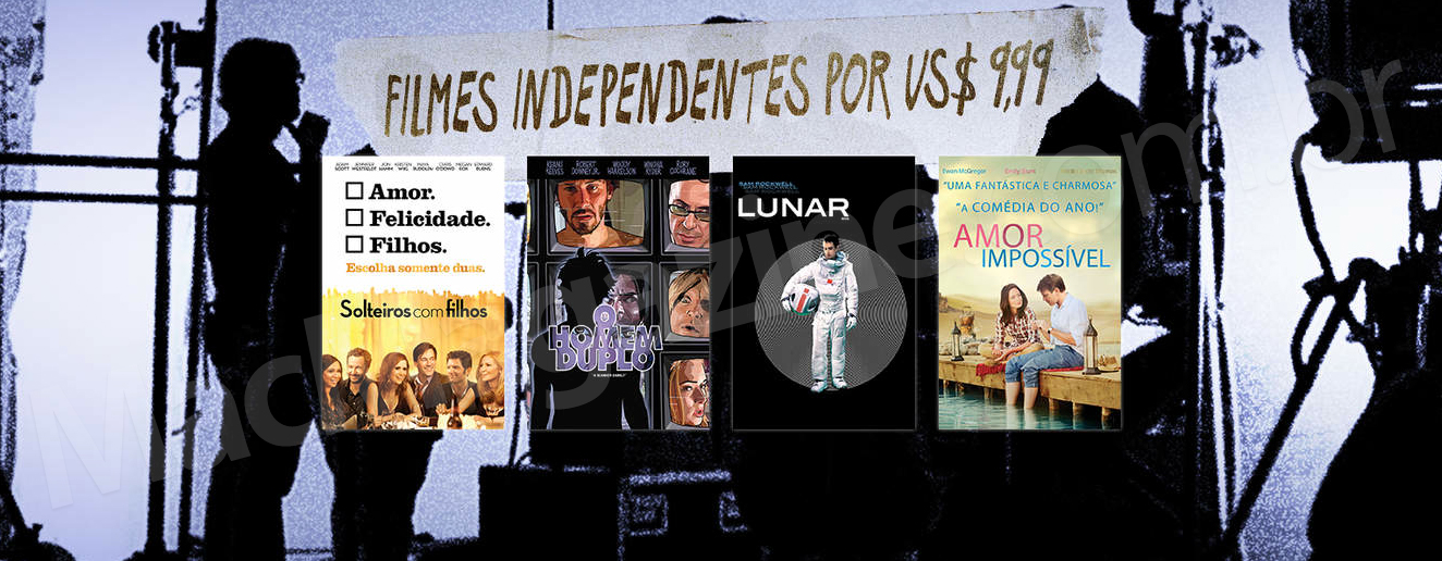 Filmes independentes na iTunes Store