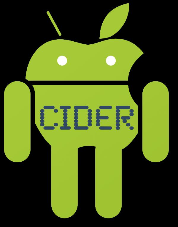 Cider - apps de iOS no Android
