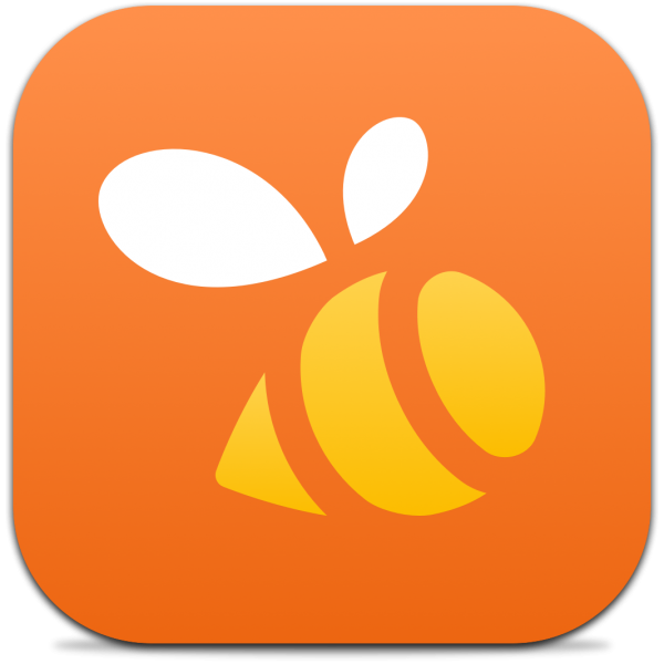 Ícone do app Swarm para iPhones/iPods touch