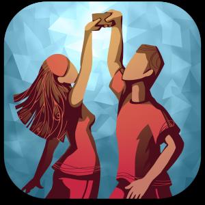 Ícone do jogo Bounden para iPhones