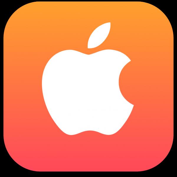 Ícone do app WWDC para iOS