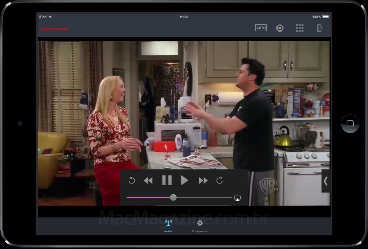 Slingbox no iPad