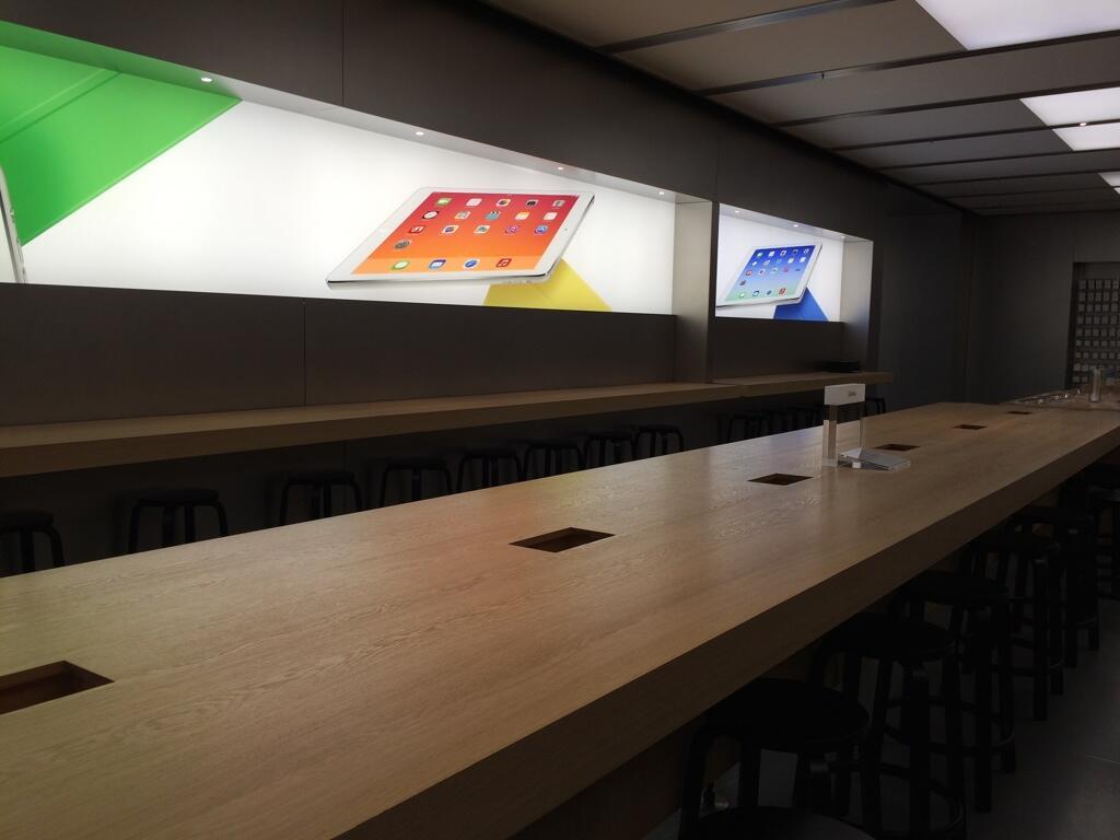 Apple Retail Store - VillageMall sem atendimento