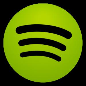 Ícone do app Spotify para OS X