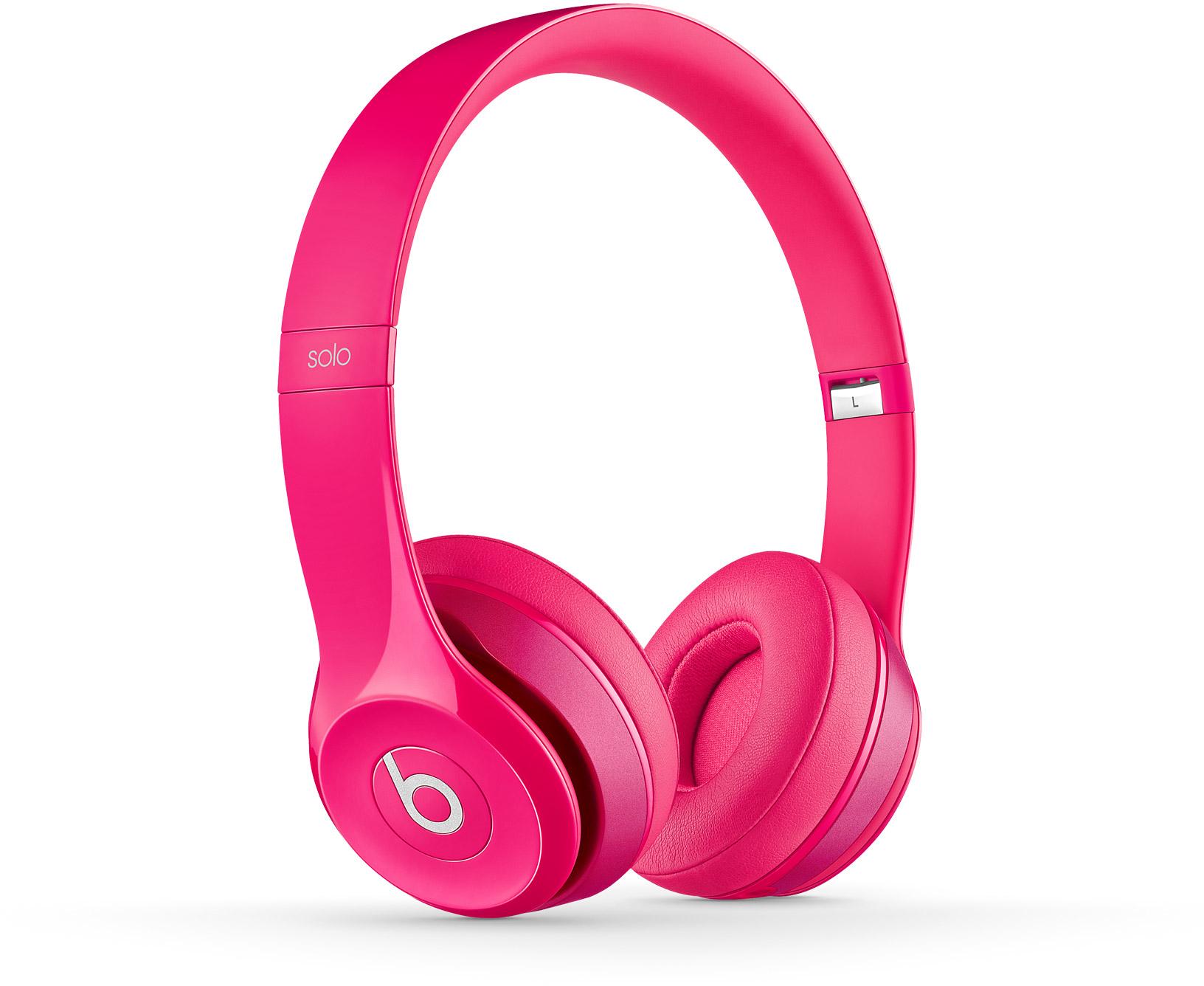 Beats Solo2 rosa