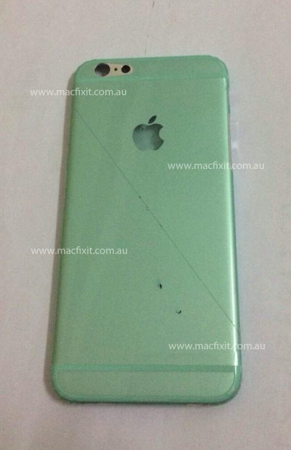 """Continuam os vazamentos de supostas peças do """"iPhone 6""""; Apple estaria tentando descobrir a fonte"""