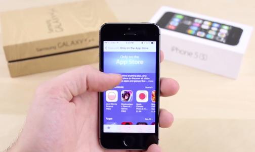 ↪ Vídeos: 25 razões pelas quais o iPhone 5s é melhor que o Galaxy S5 (e vice-versa)
