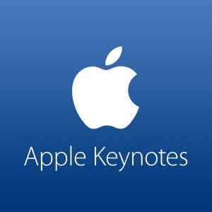 Podcast Apple Keynotes