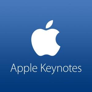 Podcast Apple Keynotes