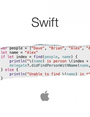 Capa do livro The Swift Programming Language