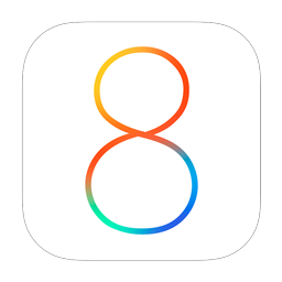 Ícone do iOS 8