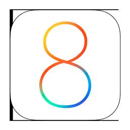 Ícone do iOS 8