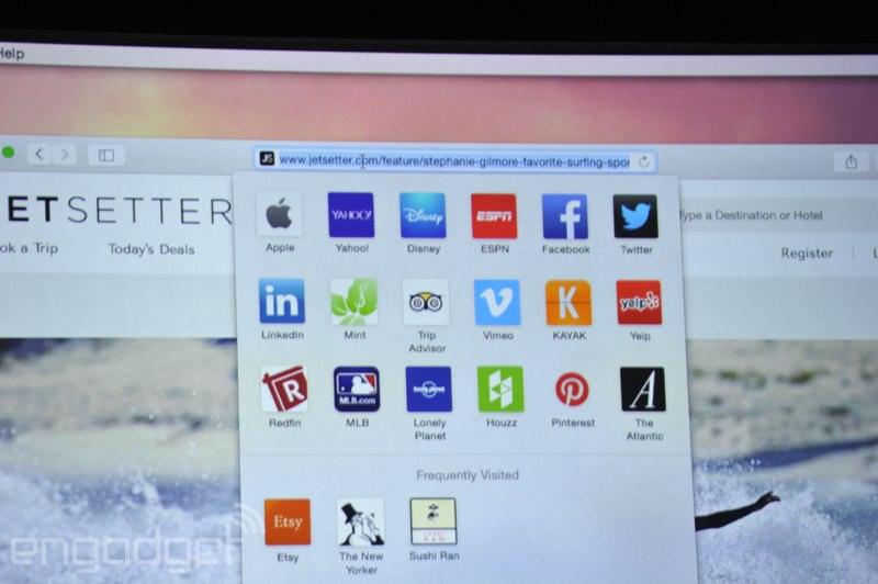 WWDC 2014: OS X Yosemite