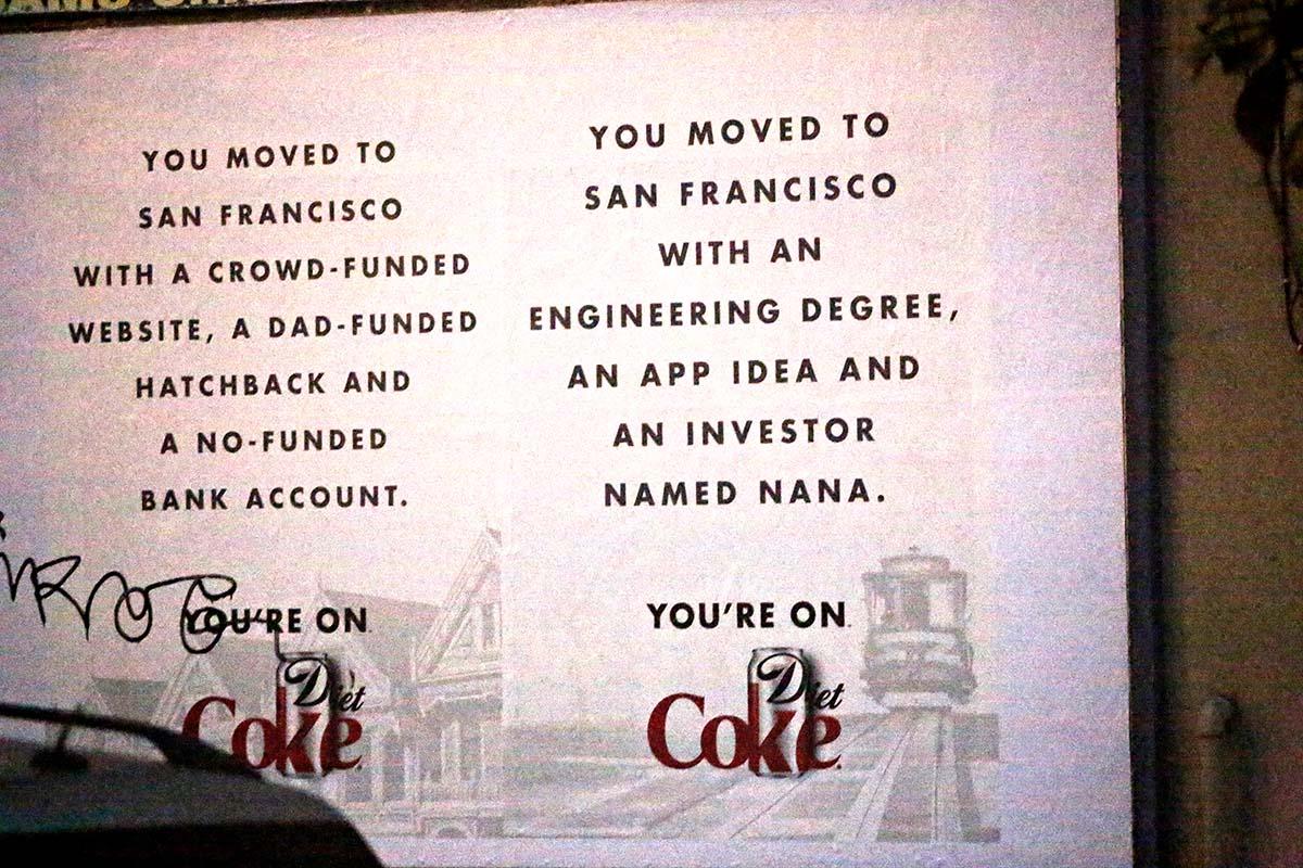 Appreendedor - San Francisco