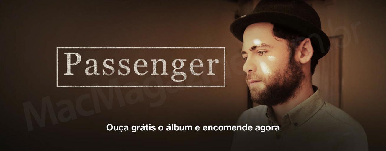 Destaque de Passenger na iTunes Store