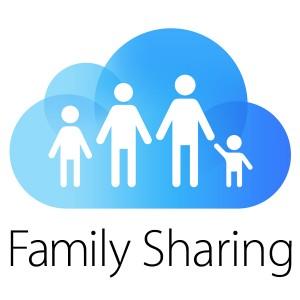 Ícone do Family Sharing