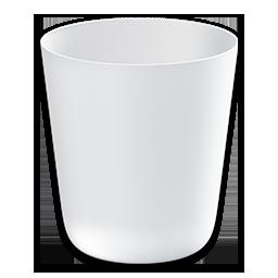 Ícone do Lixo no OS X Yosemite