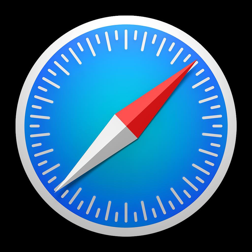 Ícone do Safari no OS X Yosemite