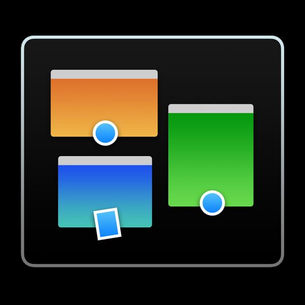 Ícone do Mission Control no OS X Yosemite