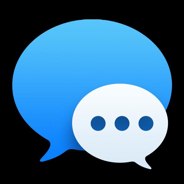 Ícone do Mensagens no OS X Yosemite
