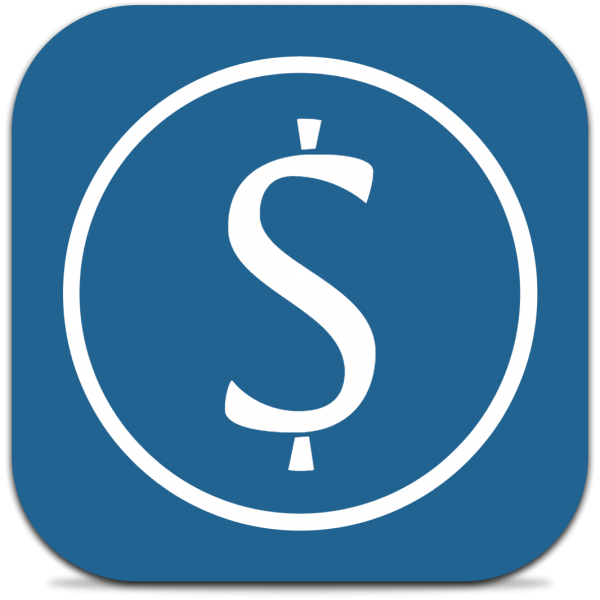 Ícone do app My Finances para iPhones/iPods touch