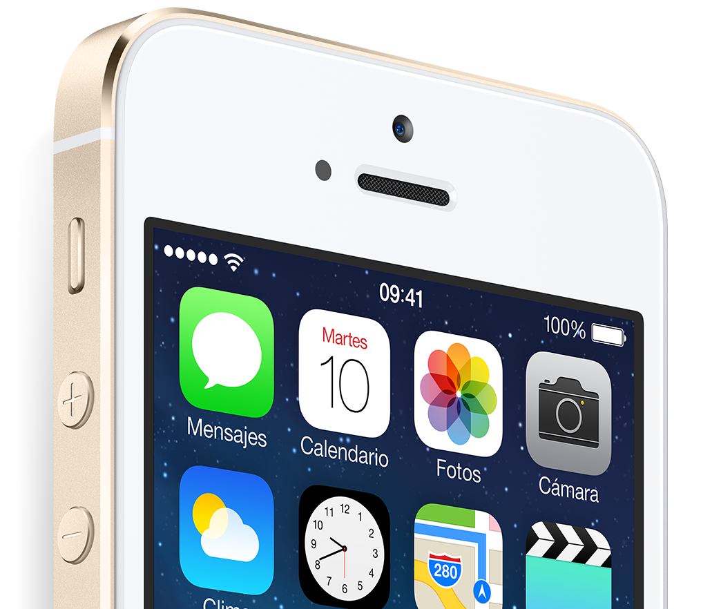 iPhone 5s mexicano
