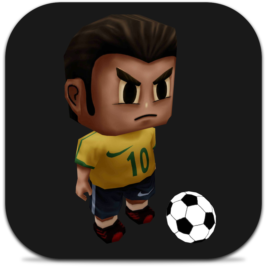 Ícone do jogo Tap Soccer para iOS