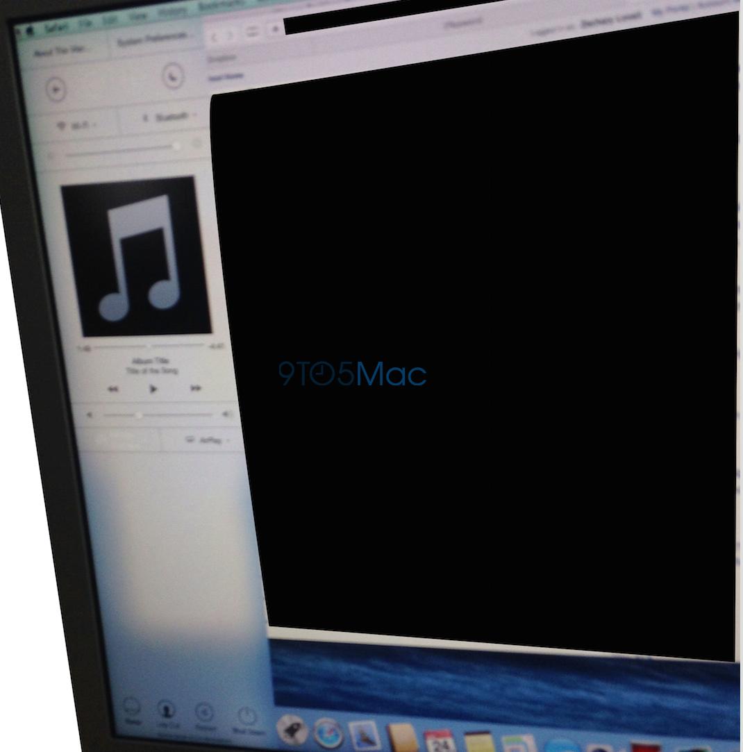Central de Controle - OS X Yosemite