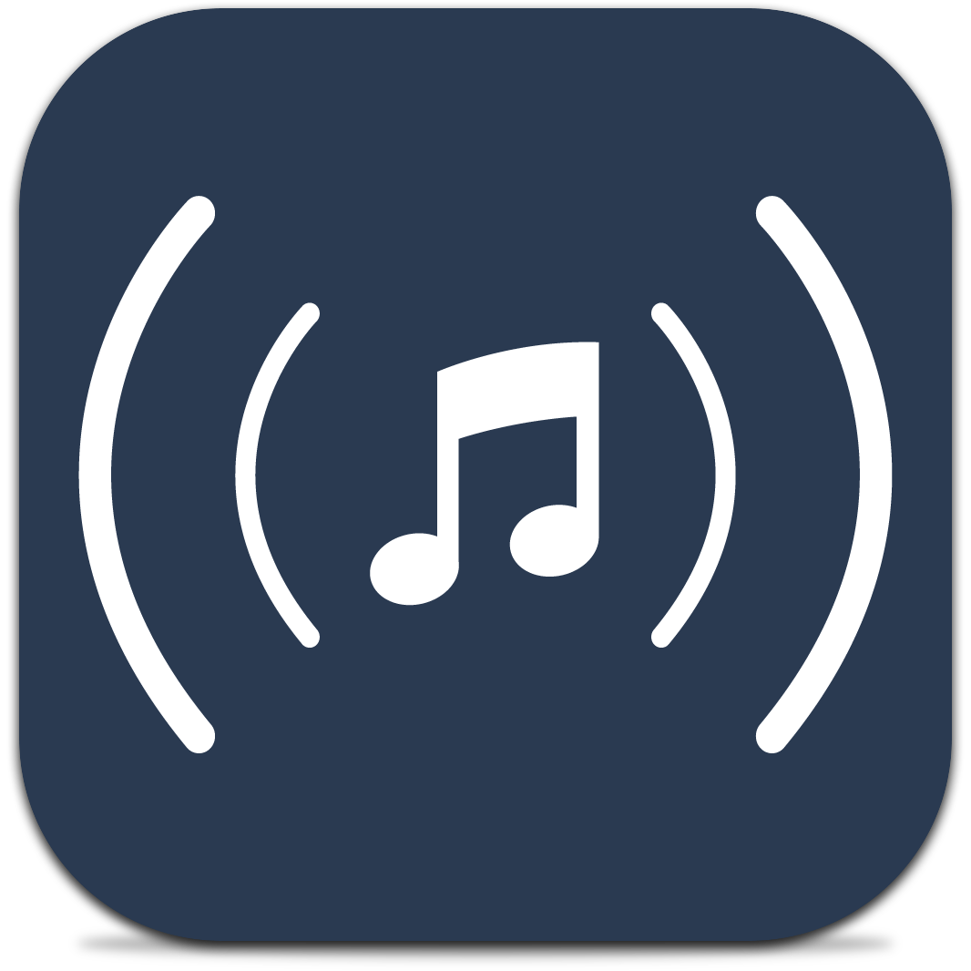 Ícone do app Audibly para iPhones/iPods touch