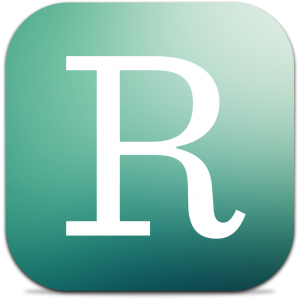 Ícone do app ReadQuick para iOS