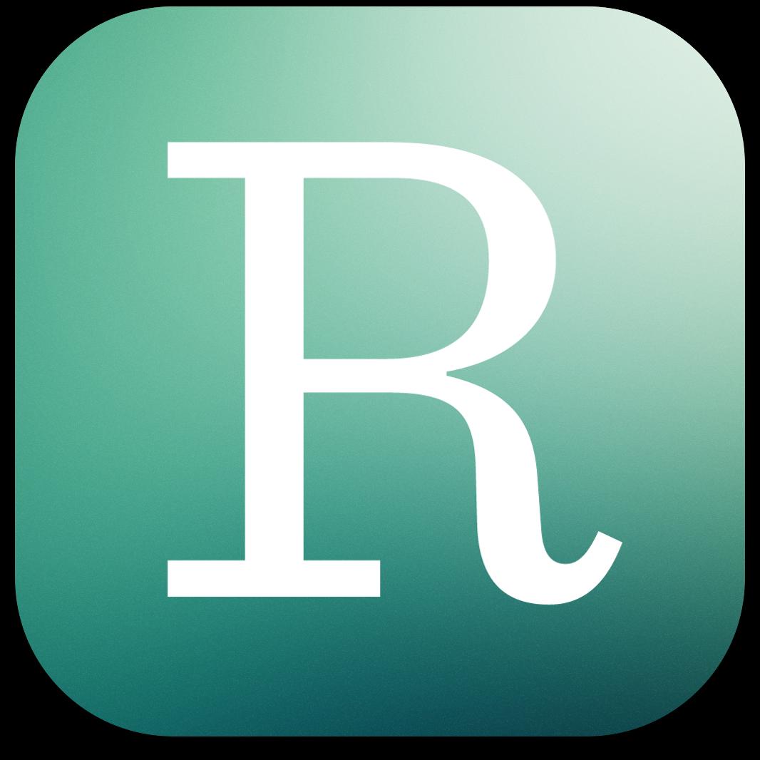 Ícone do app ReadQuick para iOS