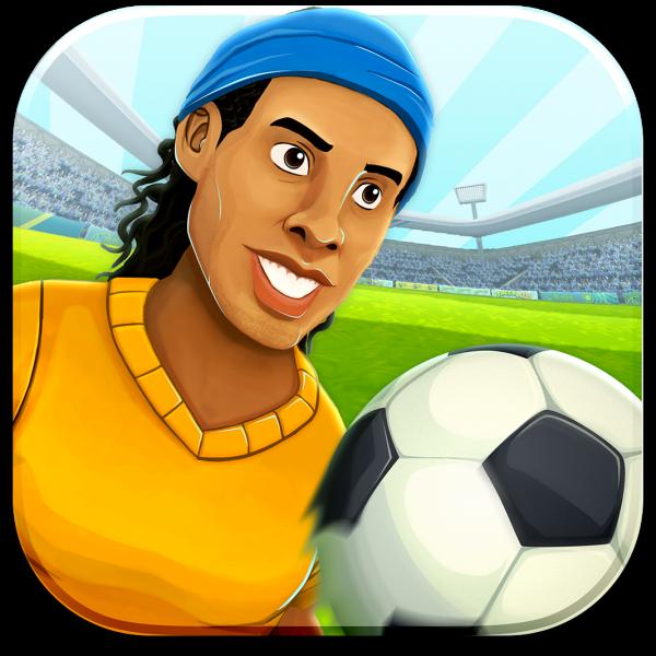 Ícone do jogo SocceR10 para iOS