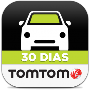 Ícone do app TomTom Navegação GPS Brasil