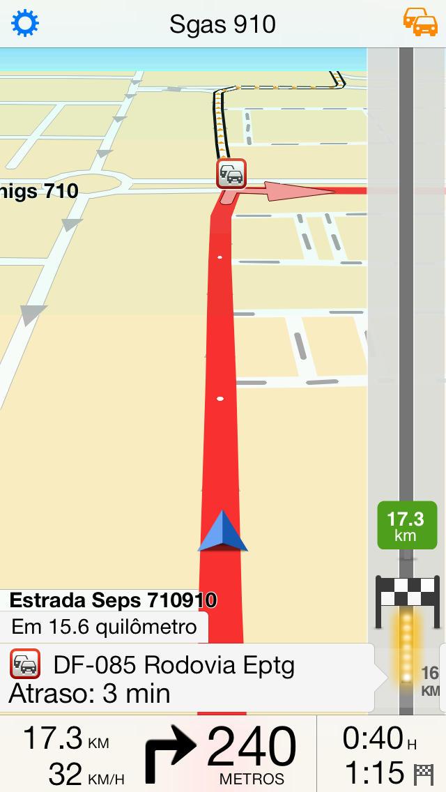 App TomTom Navegação GPS Brasil