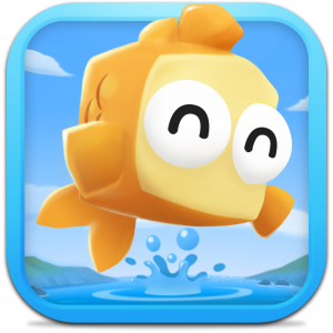 Ícone do jogo Fish Out Of Water! para iOS