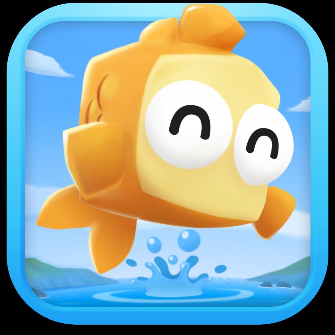 Ícone do jogo Fish Out Of Water! para iOS