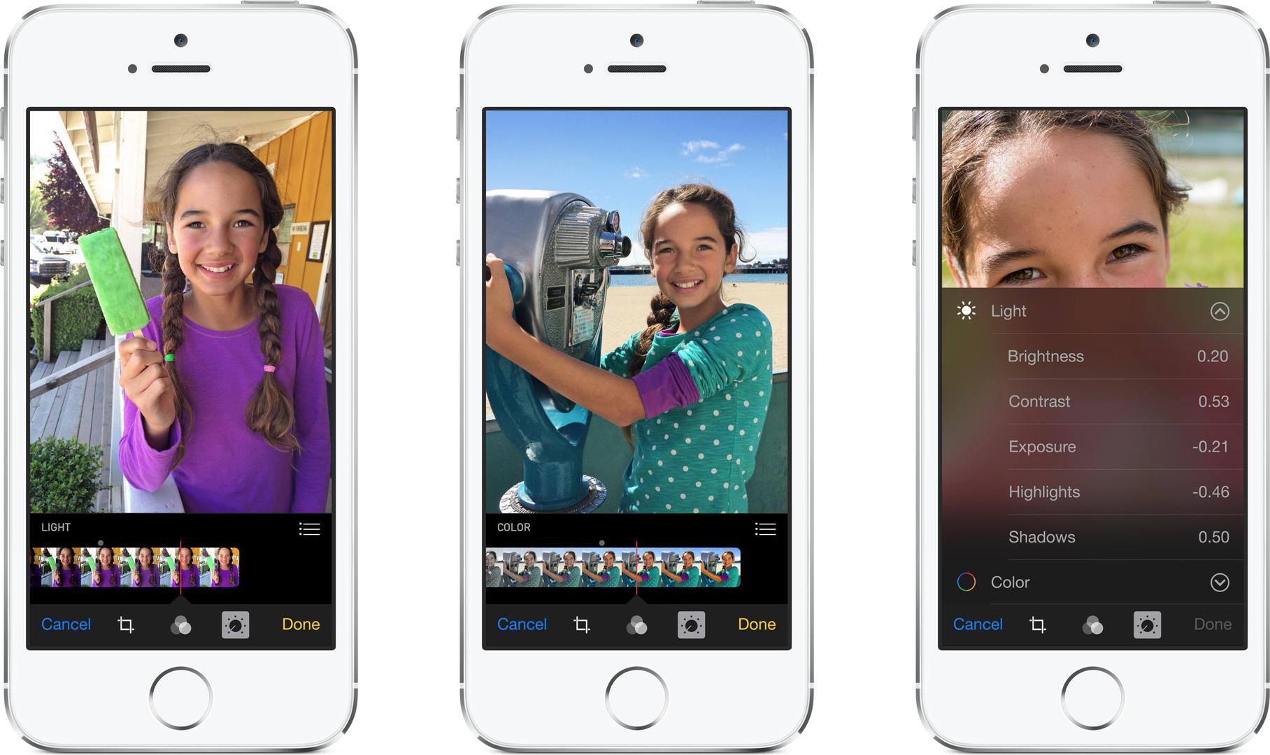 Fotos - iOS 8