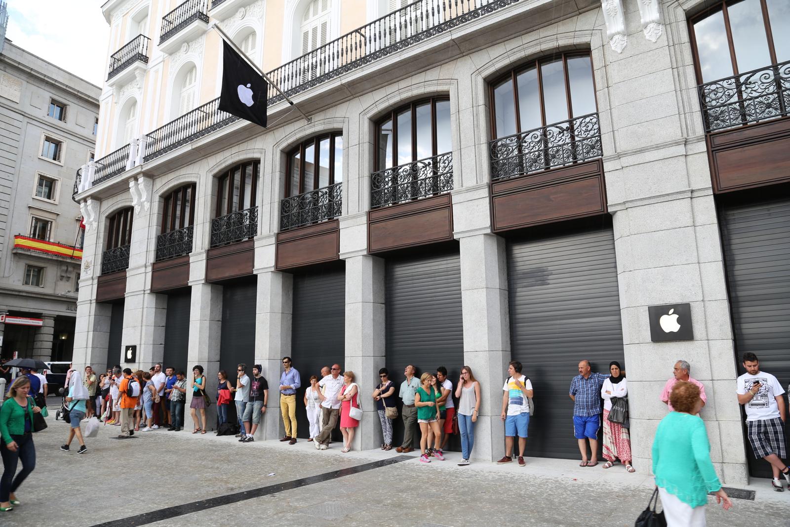 Apple Store, Puerta del Sol