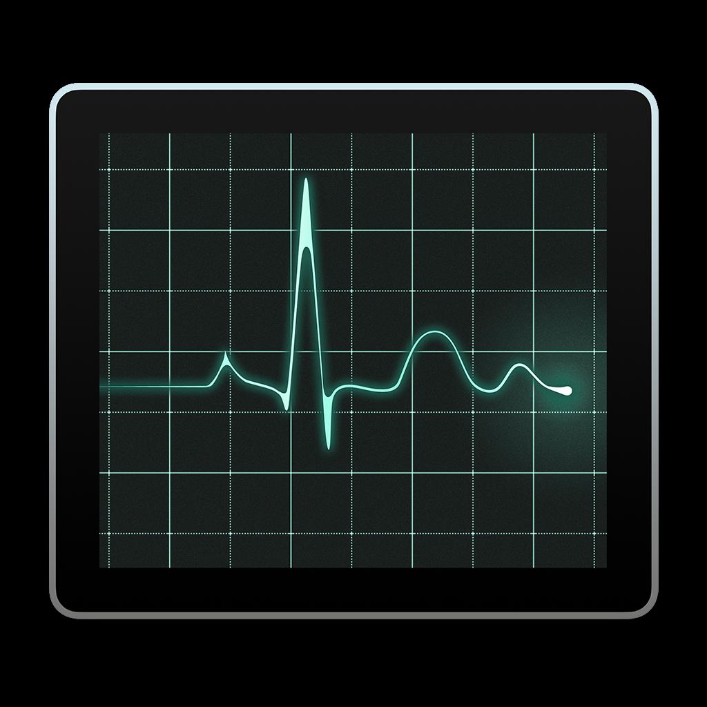 Ícone - Monitor de Atividade no OS X Yosemite