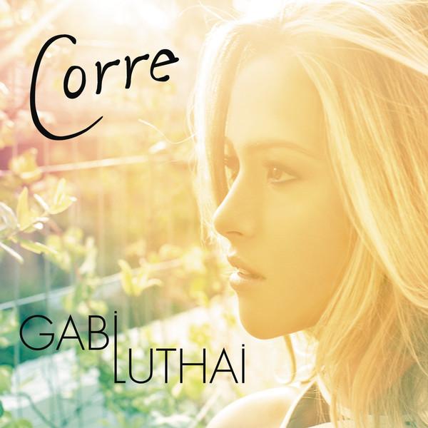 "Capa do single ""Corre"""