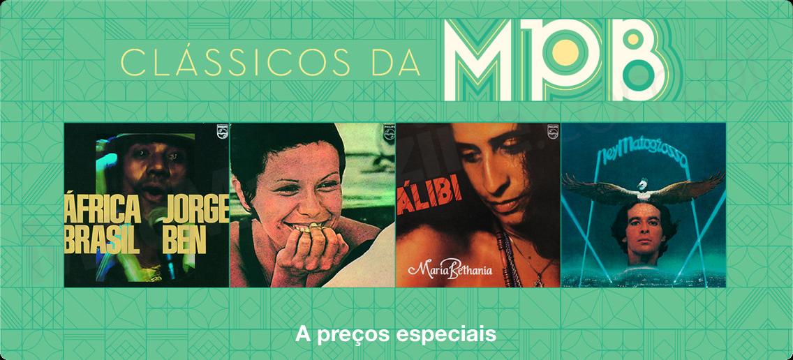 Destaque na iTunes Store - Clássicos da MBP