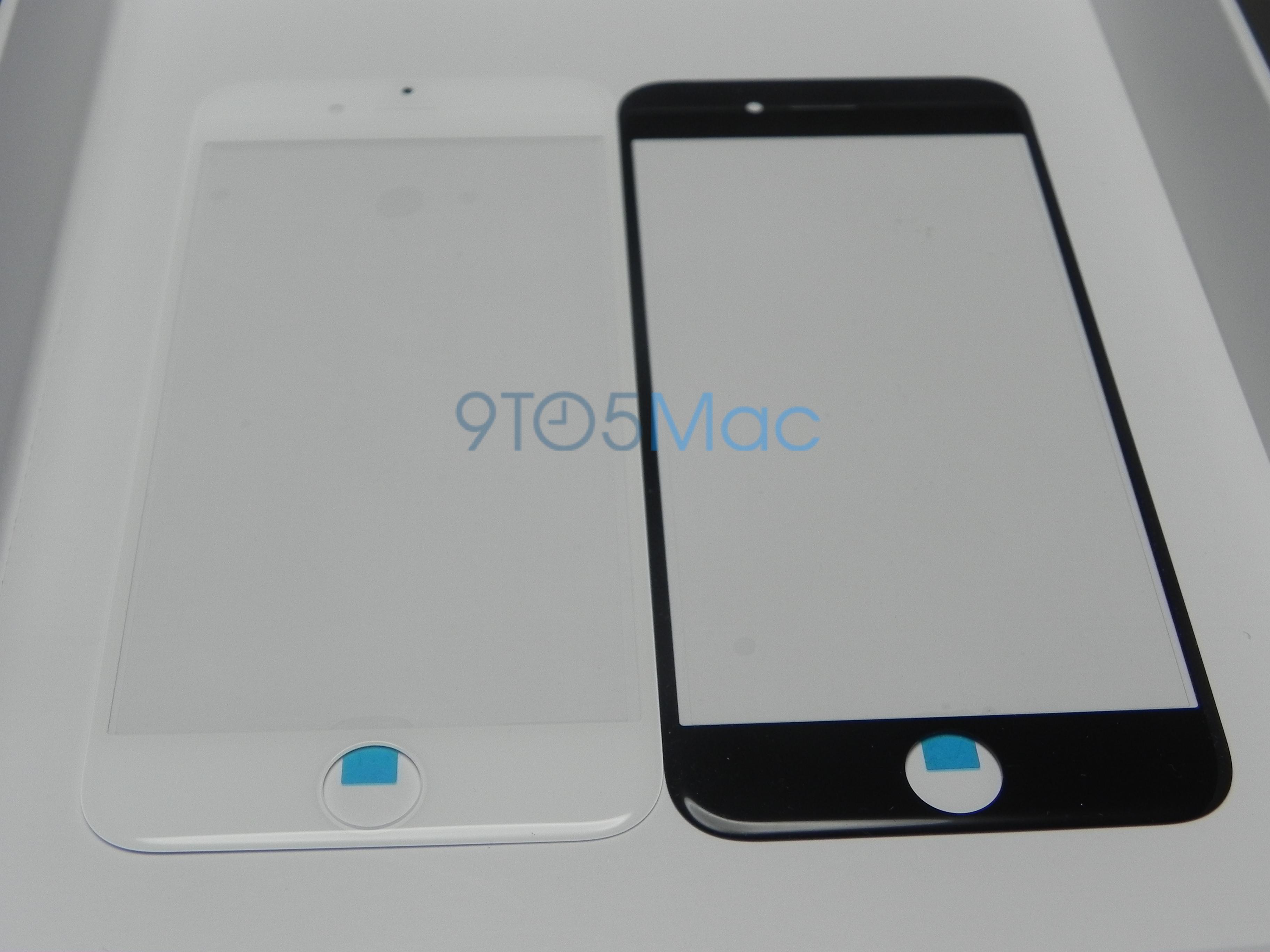 "Suposto painel frontal do ""iPhone 6"" de 4,7 polegadas"