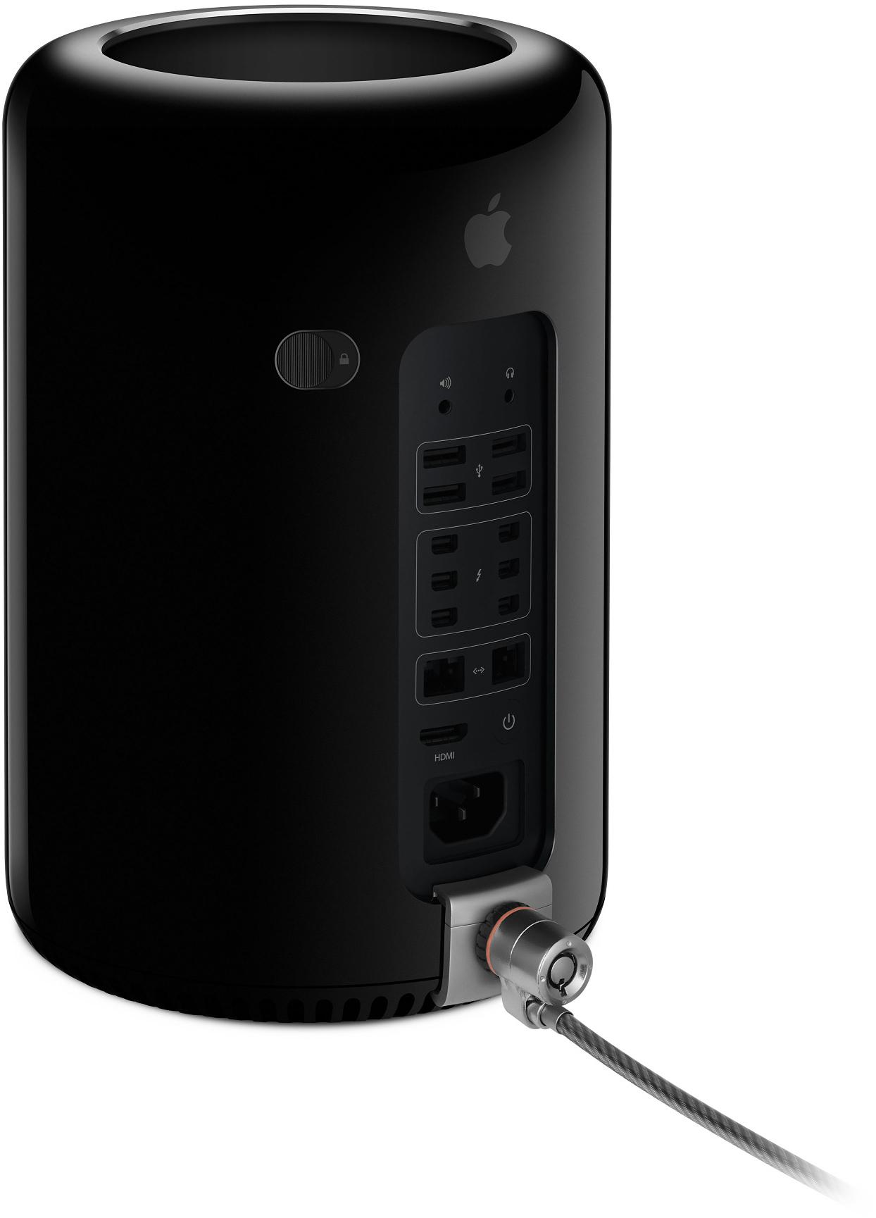 Adaptador de trava de segurança do Mac Pro