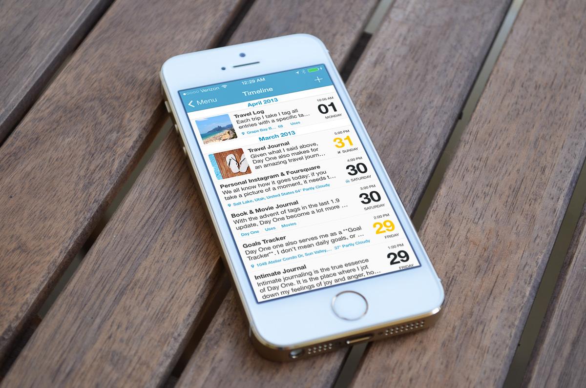 App Day One para iOS