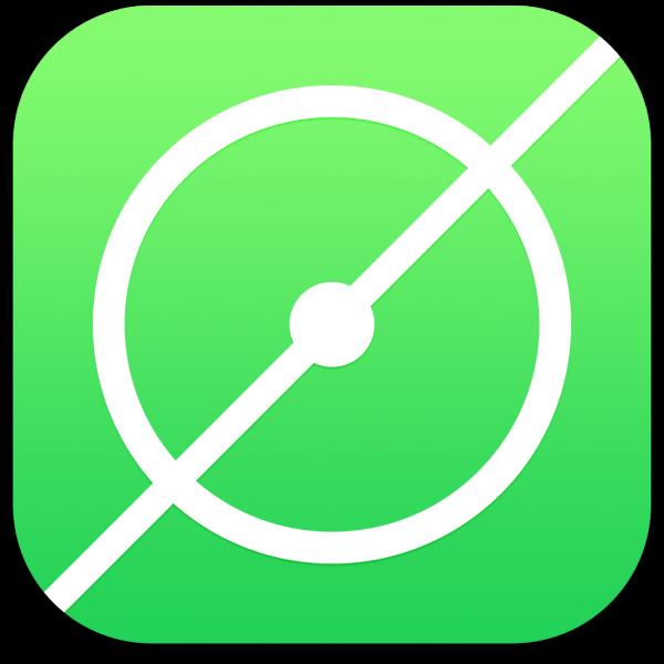 Ícone do app Footbl para iPhones/iPods touch