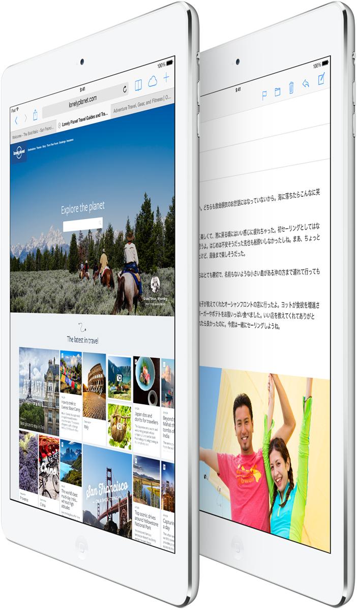 iPad japonês